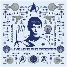 Star Trek Spock sampler $13.00