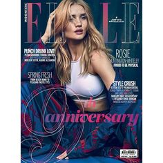 Just like what Winston Churchill said at his speech on becoming the Prime Minister for the first time we are all out of toil tears and sweat to present aspiring chic and empowering contents throughout these consecutive 9 years. Happy anniversary ELLE readers! On this Love Issue ELLE's love machine team has lots of love to offer for you. From fashionable giveaways to love-integrated features inside the pages. Starting from supermodel slash business woman Rosie Huntington-Whiteley who bluntly…