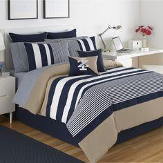 Found it at Wayfair - Classic Stripe Comforter Set
