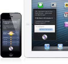 Apple (United Kingdom) - iOS 6 - Use your voice to do even more with Siri. (Apple, 2012)