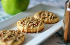 Caramel-Apple Pie Crust Cookies from @365 Days of Baking ~ Lynne Feifer