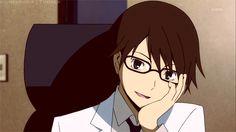 "I got Shinra Kishitani! Which ""Durarara!!"" Character Are You?"