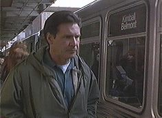 "Harrison Ford in ""The Fugitive"""