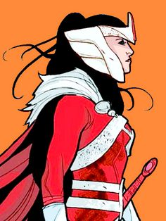 Lady Sif from Journey Into Mystery-Valerio Schiti