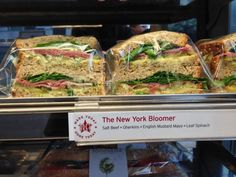 Pret a Manger.....unfortunately only available in USA on the east coast & Chicago  : ( Best quick sandwiches EVER!