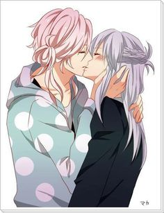 Brothers Conflict  - Louis Asahina x Juli (the squirrel)