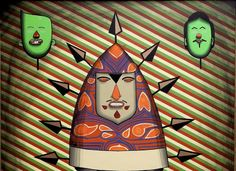 FINOK http://www.widewalls.ch/artist/finok/ #graffiti #street #art