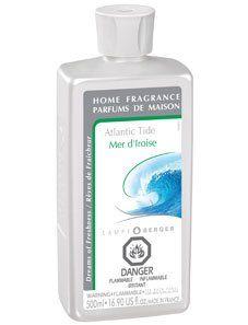 Atlantic Tide Lampe Berger Fragrance Oil. 1L 33.8 Oz Case of 4 ** For more information, visit image link.