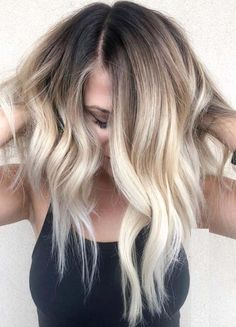 8 Most Beautiful Blonde Hair Colors To Try Out This Year Women S Hair Paradise Short Ombre Hair Ombre Hair Blonde Blonde Ombre Short Hair