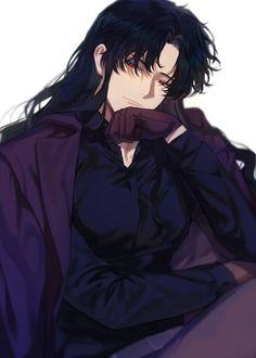 Hot Anime Boy, Anime Sexy, Badass Anime, Anime Dad, Evil Anime, Dark Anime Guys, Cute Anime Guys, Black Haired Anime Boy, Black Hair Anime Guy
