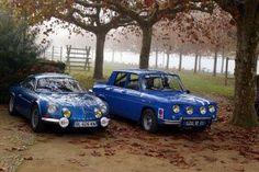 Renault 8 Gordini - Alpine A110 Alpine Renault, Renault Sport, Bmw E30, Rally Car, Car Car, Retro Cars, Vintage Cars, Jeep Carros, Clio Sport
