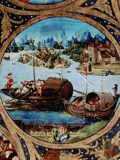 Tempera, Margrave, Carinthia, Navi, Museum, Vienna, Austria, Ships, Vehicles