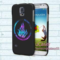 "Divergent Dauntless For Samsung Galaxy S5 5.1"" screen Black Case"