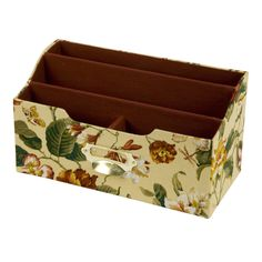 Waverly Decorative Sectional Table / Desk Organizer Collection
