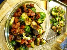 Brussels sprouts are gross, right? WRONG! We all have that traumatizingchildhood memory of eating plain boiled Brussels sprouts. I stillshudder at the thought. When I suggested Brusselssprouts a…