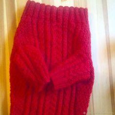 Купить Одежда вязаная для животных (собачки или кошки) - ярко-красный, свитер для собачки Men Sweater, Pullover, Sweaters, Fashion, Moda, Fashion Styles, Men's Knits, Sweater, Fashion Illustrations