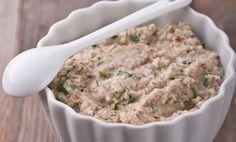 Sughi veloci: salsa di noci e ricotta leggera e cremosa | Cambio cuoco