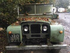1949 Series 1 Land Rover - 2 Owner Vehicle | eBay