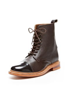 Callowhill Boots by Ben Sherman Plectrum at Gilt