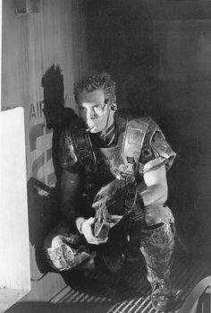 Corporal Hicks (Michael Biehn) - Aliens.