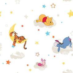 Winnie The Pooh Rise & Shine Wallpaper, 5011583080841