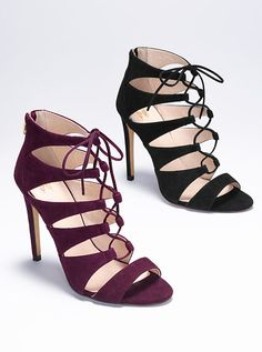 Lace-up Sandal VS Collection! I want you, I want you, I want you!!!!!!!!!!