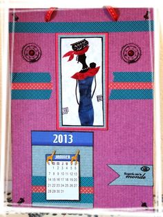 autre calendrier challenge solidaire sur give your scrap