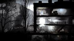 THIS WAR OF MINE survival horror dark apocalyptic sci-fi wallpaper background