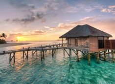 Planning a tropical honeymoon? From the Maldives to Hawaii, here are some of the best honeymoon destinations in the world for beach lovers & sun worshipers! Romantic Destinations, Honeymoon Destinations, Amazing Destinations, Honeymoon Vacations, Romantic Vacations, Best Honeymoon, Romantic Honeymoon, Honeymoon Ideas, Cheap Honeymoon