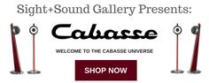 Check out this blog on these eclectic speakers from Cabasse!  Welcome to the Cabasse Universe, now available at Sight+Sound Gallery. If you haven't heard or seen speakers from Cabasse, then you are missing out. Cabasse equipment has a modern eclectic design that goes loud and sounds smooth. Cabasse has had expertise in coaxial drivers and electronics for over 60 years. This stylish brand of Hi-Fi audio equipment has collections of …