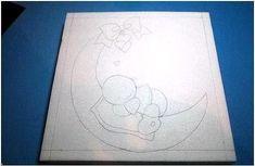 Ideas para el hogar: Pintura para patchwork infantil En esta clase magistral muestra con qué facilidad y sin agujas puede hacer un hermoso cuadro en la pared de la habitación de un niño, necesitamos espuma, piezas de tela (cualquiera), tijeras, pegamento, cuchillo de papelería                                                                                                                                                     Más