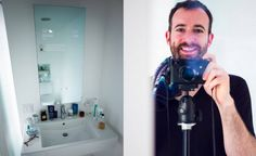 This Software Engineer Just Created A Google Now Smart Mirror In His Bathroom  #news
