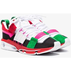 the latest e7c8e afd8c Adidas Multicoloured Twinstrike Adv Sneakers (185) ❤ liked on Polyvore  featuring mens fashion,