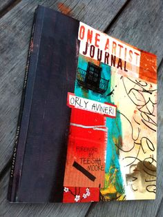 One Artist Journal by Orly Avineri