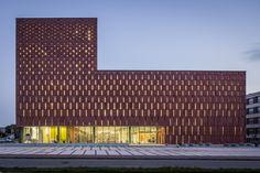Katowice, Kattowitz, CINiBA, Bibliothek, library, HS99