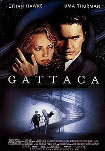 Gattaca is a 1997 science fiction film written and directed by Andrew Niccol. It stars Ethan Hawke, Uma Thurman and Jude Law with supporting roles played by Loren Dean, Ernest Borgnine, Gore Vidal and Alan Arkin.