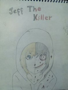 Jeff the killer ~ Creepy by ushiokazaki.deviantart.com on @DeviantArt