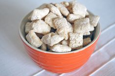 Citrus Chex Buddies - You won't be able to stop eating this!