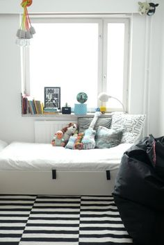 Colorful Finnish kids room - emmas designblogg