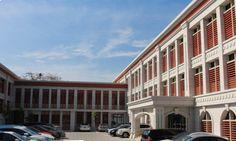LOPO Terracotta Baguette Project – Xiamen University Shengnuo Research Institute of Nonferrous Metals | LOPO Terracotta Products