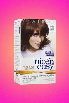 Best Drugstore Hair Dye, Color Brands for Brunettes, Blonde, Black ...