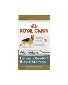 Royal Canin German Shepherd Dog Food The top 20 leading dry dog food manufacturers chosen by the editors of The Dog Food Advisor. Includes particular evaluation and star rating for each recommendation.