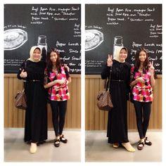 My Hijab..My Style ~ By ArieAnoy In Jakarta
