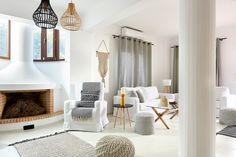 Villa Margarita, Wood Oven, Shower Cabin, Gym Room, Cinema Room, Deck Chairs, Villa Design, Outdoor Areas, King Beds