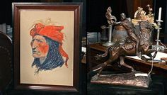 The Teddy Roosevelt Collection: Roosevelt's art collection