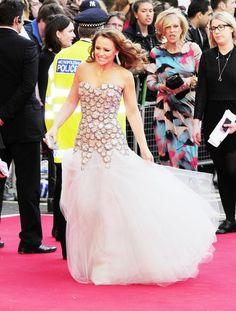 I love Kimberley Walsh sooo much <3 she looks amazing in this dress