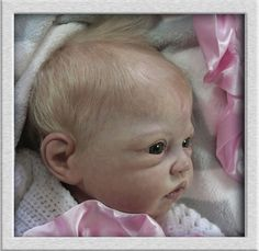 TINKERBELL NURSERY Helen Jalland reborn baby girl doll Romie Strydom sculpt!