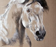 Paintings | Pastels animaliers et équins - Photographies - Peintures