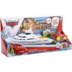 Disney Cars Porto Corsa Splash N' Race Boat