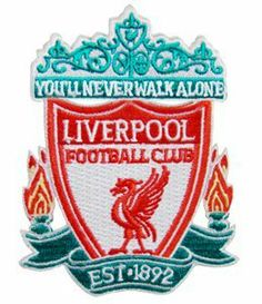 LIVERPOOL SOCCER SHIELD PATCH SSU. $9.99